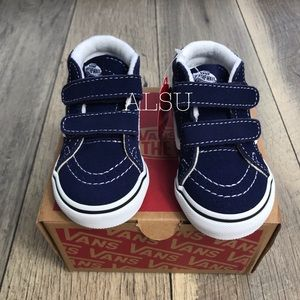 Vans Shoes - NWT VANS SK8-HI Reissue V Patriot Blue AUTHENTIC a77e10922